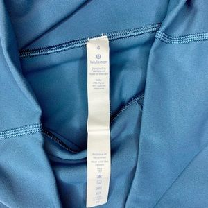 "lululemon athletica Pants - Lululemon Align Pant Full Length 28"" Slate Blue"